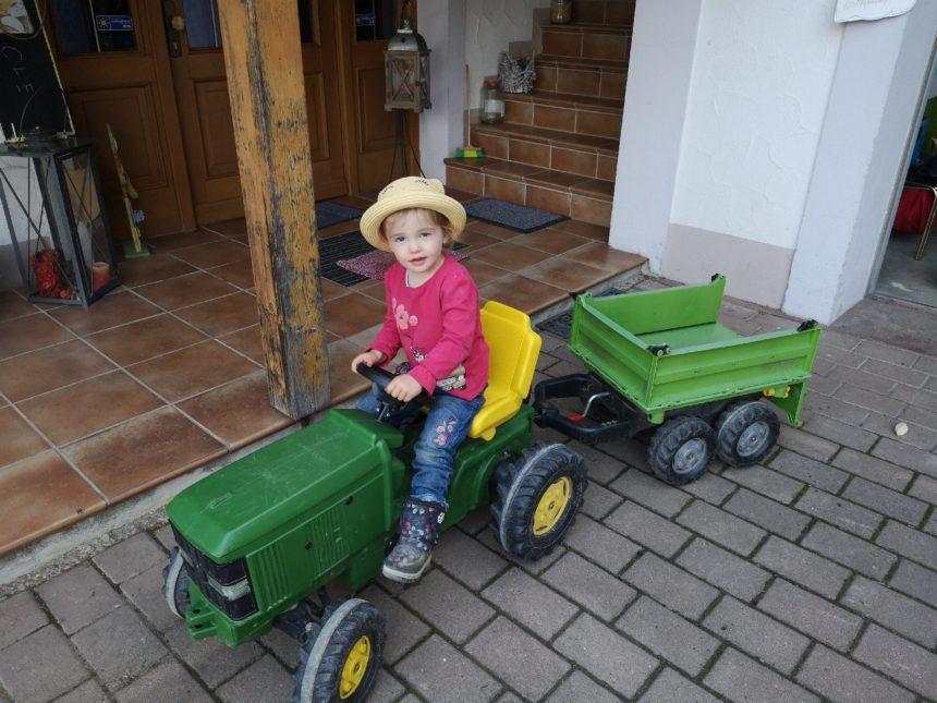 Kinder fuhrpark