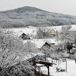 Spiesberg im Schnee